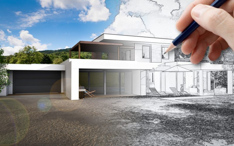 construction de sa maison